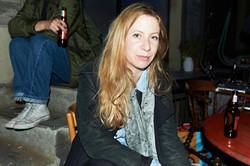Designer Julie Egli