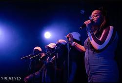 Miranda Rae & Background Singers