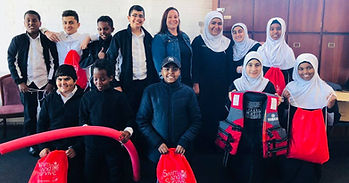 Kewdale Islamic COllege Water Safety Tal