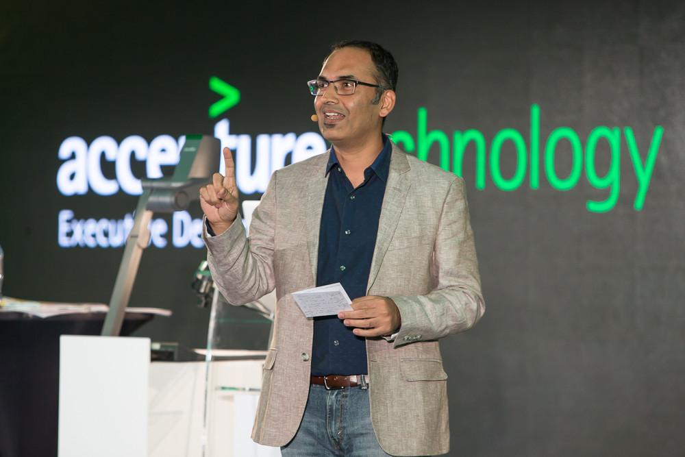 Sanjeev Vohra (Accenture)