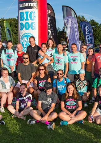 Brighton Big Dog Event Crew