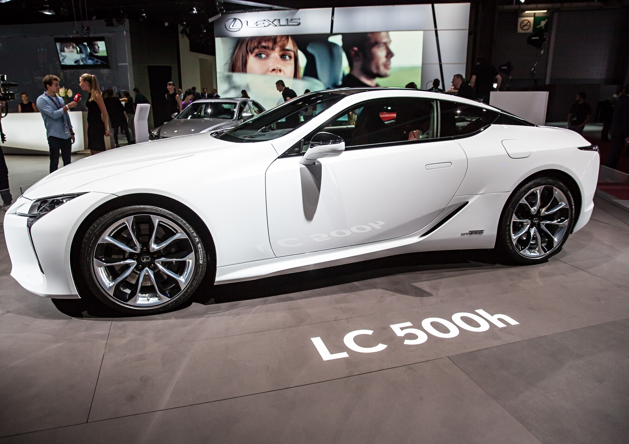 The Lexus Coupe