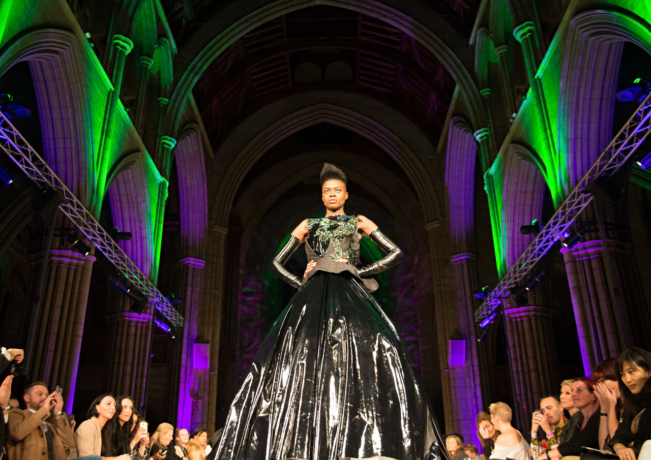 Brighton Fashion Show