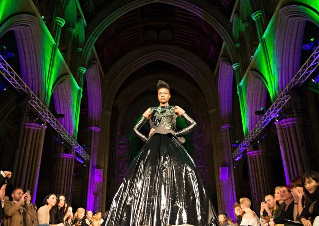 Brighton Fashion Show