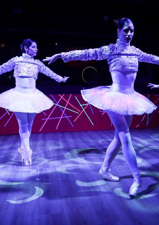 Neon Ballerinas