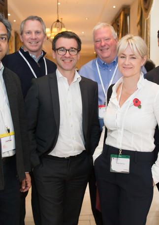 Liva Nova Conference Attendees