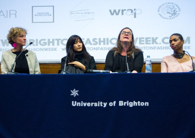 The Future of Fashion Panel
