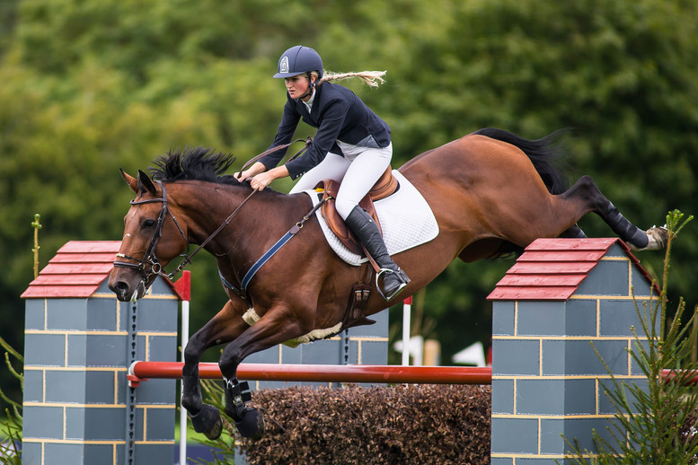 Hickstead Jump Championships