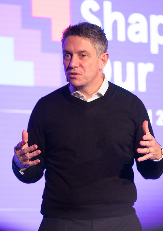 Damien McDonald Liva Nova CEO