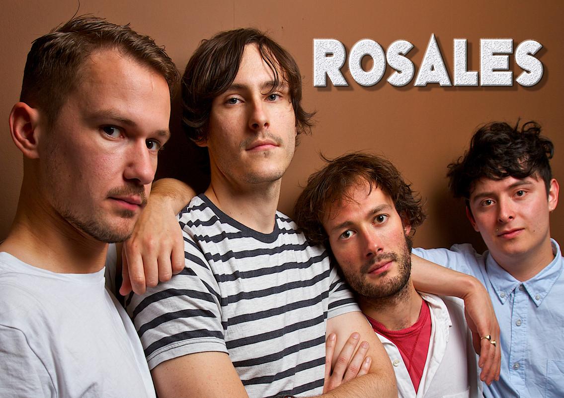 Rosales Album Cover