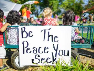2015 Peace Parade Agenda & Photos
