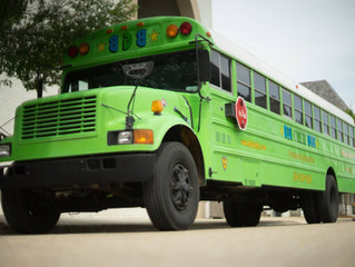 Get On The Bus The Big Green Bus