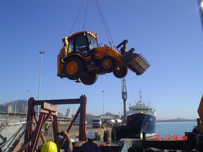 Robben Island Civil Works
