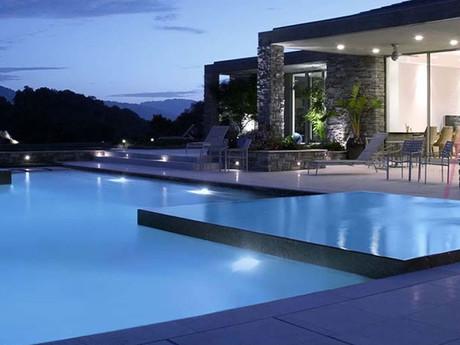 Safe Lighting Around Pools