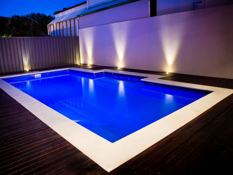 When It Comes To Pool Lighting, Think Safety First