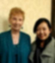 Marie Mongan & Natsumi Nakamura