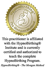 HypnoBirthing Gold Seal