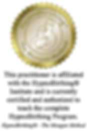 HypnoBirthing Gold Seal