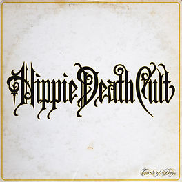 HIPPIE DEATH CULT - CIRCLE OF DAYS COVER