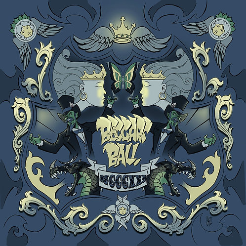 Beggars Ball - Fight This Town CD