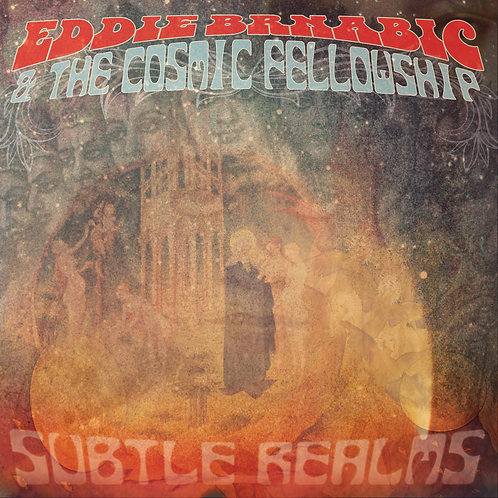 EBCF- Subtle Realms CD