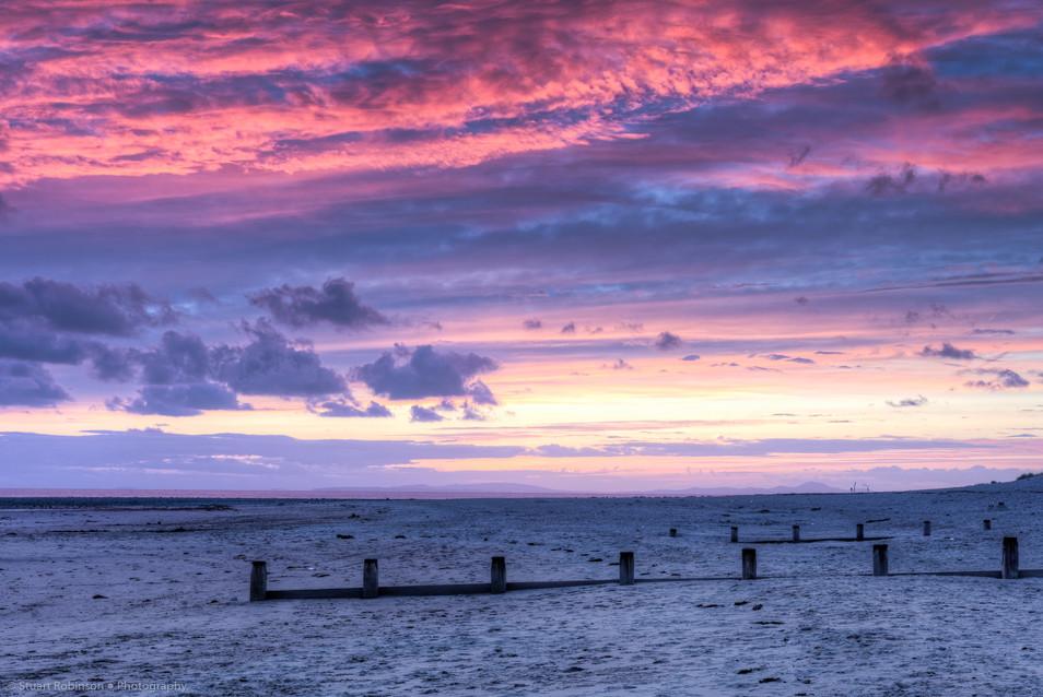 Barmouth Beach, North Wales