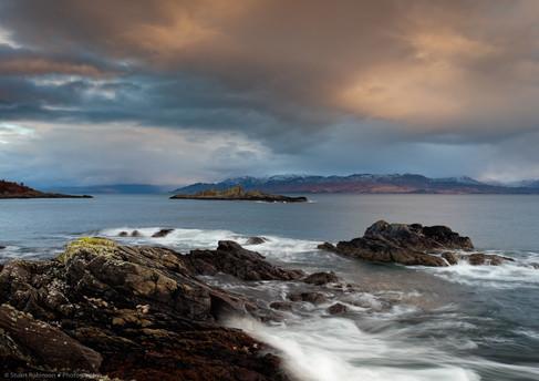 Battleship Rock, Ardvasar, Isle of Skye
