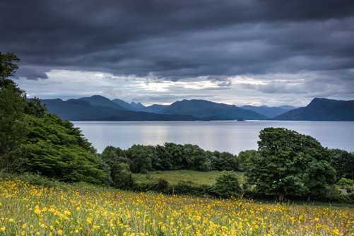 The Sound of Sleat, Isle of Skye