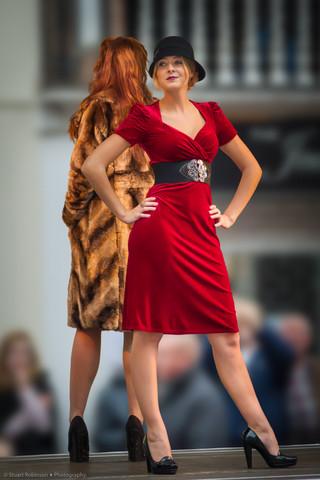Monte Carlo Rally Fashion Show