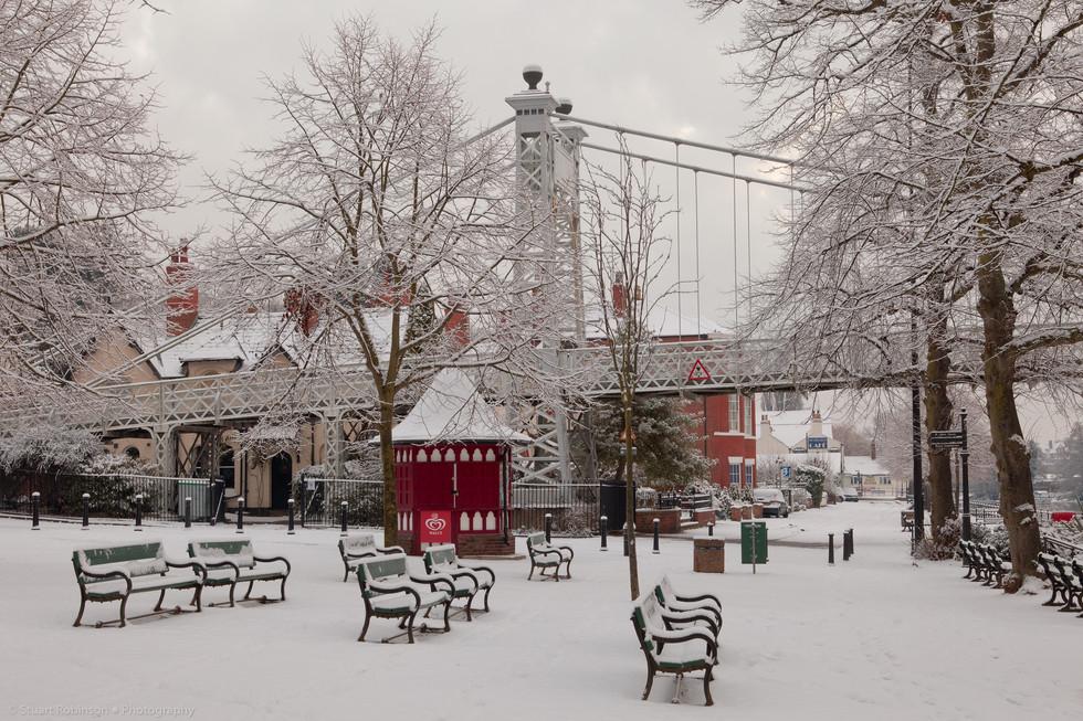 Icecream Kisok, Chester