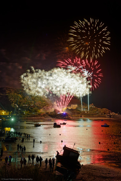 Barnmouth Bridge Celebrations