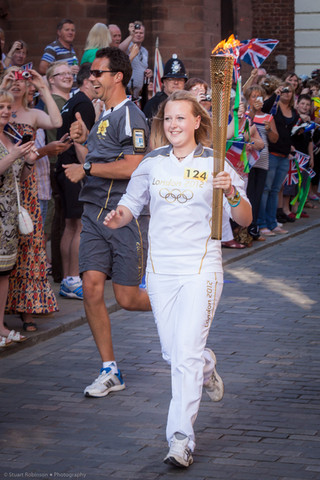 London Olympic Torch