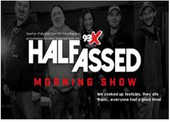 93x, morning show, HAMS, Nick, Josh, Ros