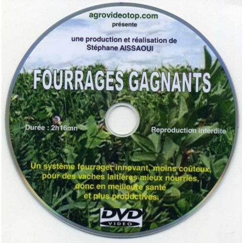DVD - Fourrage Gagnants - Anton SIDLER &Stephane AiSSAOUI