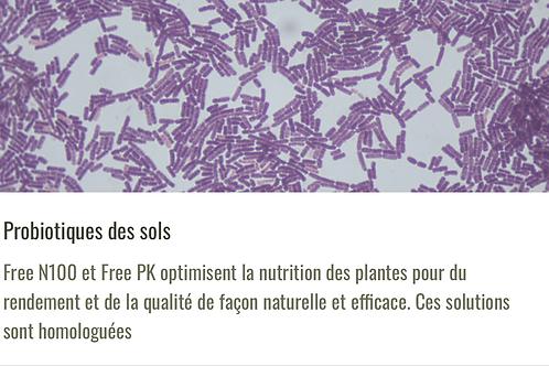FREE PK : Libere les éléments minéraux des sols !