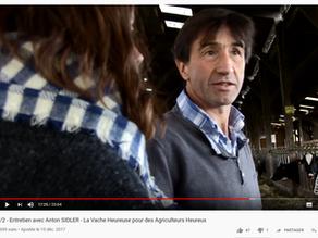 Entretien avec Anton SIDLER - La Vache Heureuse pour des Agriculteurs Heureux