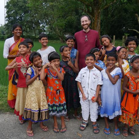 Visit of Father Lawrence in Jalpaiguri