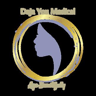 Deja You Medical with transparant backg