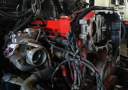 Cummins Engine Repaired