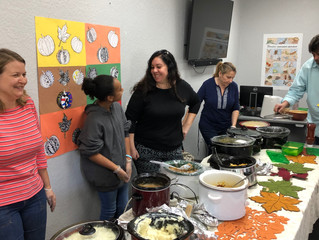 Thanksgiving Feast photos