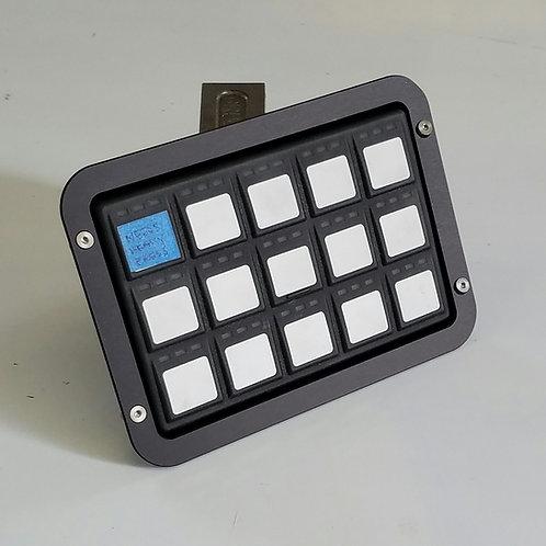 Key Pad Mount 15 Button