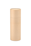 Kraft Brown paper tube tin can packaging