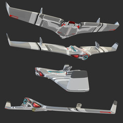 Tovarek-class FTR drons