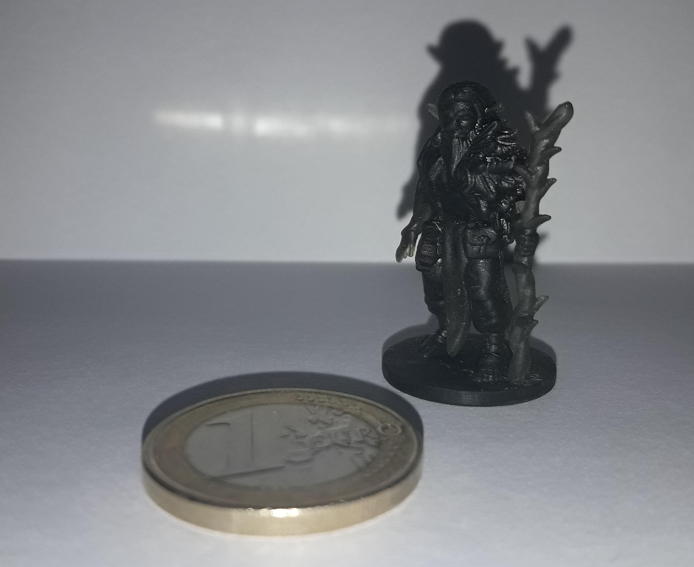 DnD миниатюра