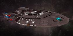 USS Cayuga, Iroquois-class