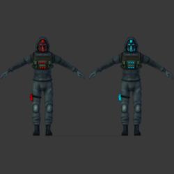 Futūristisks kareivis