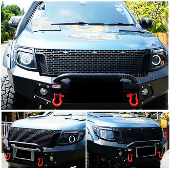Ranger Black-Out Grill