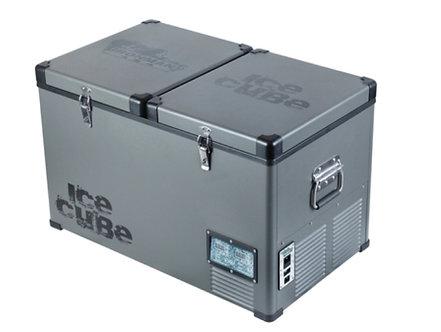 IceCube Fridge/Freezer 65L Dual