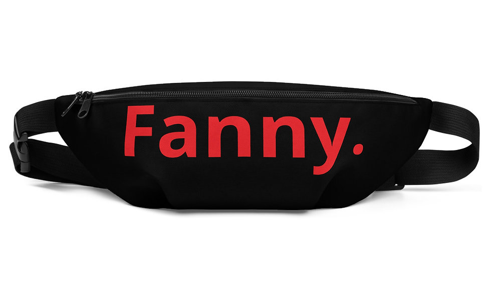 Fanny. in red!