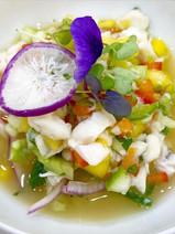 Chilean Sea Bass Ceviche